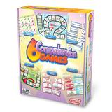 Junior Learning Reading and Language Education Toys - Six Comprehension Games Box Set
