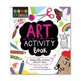 Skyhorse Publishing Interactive Play Books - Art Activity Book
