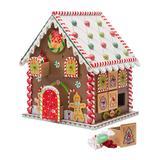 HearthSong Craft Kits 24 - Gingerbread House Advent Calendar
