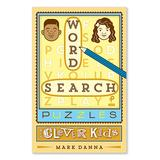 Sterling Art Activity Books - Word Search Puzzles for Clever Kids Paperback