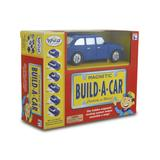 Popular Playthings Toy Building Sets 18302 - Magnetic Build-A-Car Set