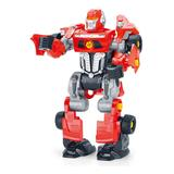 AZ Trading and Import Toy Building Sets - 3-in-1 Red Take-A-Part Robot Toy Set