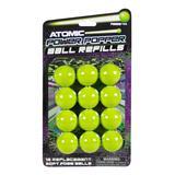 Hog Wild Toys Toy Balls Green - Green Power Popper Refills