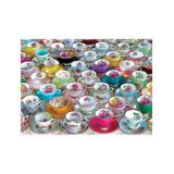 Eurographics Puzzles - Tea Cup Collection 1,000-Piece Puzzle
