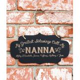 Stamp Out Online Chalkboards Black - 'Greatest Blessings Call Me' Chalkboard Sign