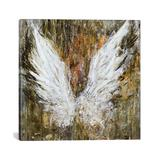 Julian Spencer Canvases Multi - Julian Spencer Gentle Strength Wrapped Canvas