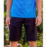 UV Skinz Men's Board Shorts Black - Black Coastal Board Shorts - Men & Big