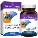 Coenzyme B Food Complex, 60 Vegetarian Tablets, New Chapter