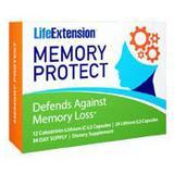 Memory Protect, 12 Colostrinin-Lithium (C-Li) Capsules & 24 Lithium (Li) Capsules, Life Extension