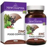 Zinc Food Complex, 60 Tablets, New Chapter