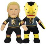 "William Karlsson Vegas Golden Knights Dynamic Duo 10"" Plush Figures"