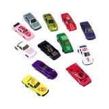 Constructive Playthings Toy Cars and Trucks 100 - Stock Car Toy Set