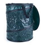 Trademark Global Men's Gardening Tools - Collapsible Utility Bin Garbage Can