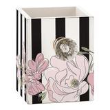 Santa Barbara Design Studio Desk Organizers - Flower Stripe Pen Holder