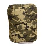 Modern Bean Bag Tablet Holder Accessory in Black/Brown/Red, Size 7.0 H x 5.0 W x 10.0 D in   Wayfair MBB2988CA - The Travel Buddy - Camo