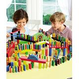 HearthSong Toy Block Sets - Domino Race Set