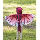 HearthSong Wings - Red Dragon Wings Cape