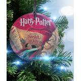 Trend Setters Ltd Ornaments - Harry Potter & The Chamber of Secrets StarFire DecorationsTM Hanging Glass Decoration