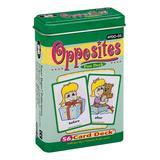 Super Duper Publications Card Games - Opposites Cards Set