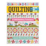 C&T Publishing Educational Books - Quilting Row by Row Paperback