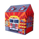 Amazing Tech Depot Indoor Forts & Tents - Fire Station Play Tent