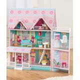KidKraft Dollhouses Pink - Abbey Manor Dollhouse