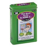 Super Duper Publications Card Games - What Would You Do at Home Card Deck