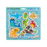 Stephen Joseph Boys' 0 - Shark Foam Bath Toy Set