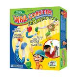 BryBelly Toy Building Sets - Wall Coaster Extreme Stunts Set
