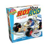 Small World Toys Toy Cars and Trucks - Hot Rod Construction Set
