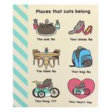Sterling - Pusheen 'Places That Cats Belong' Ring Binder
