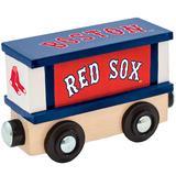 """Boston Red Sox Wood Box Car"""