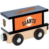 """San Francisco Giants Wood Box Car"""