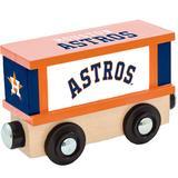 """""""Houston Astros Wood Box Car"""""""