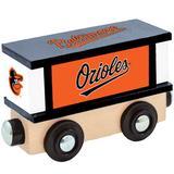 Baltimore Orioles Wood Box Car