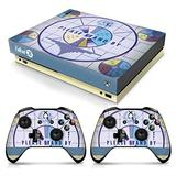Controller Gear Officially Licensed Console Skin Bundle for Xbox One X - Fallout - Please Stand By - Xbox One