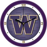 Washington Huskies - Dimension Wall Clock