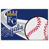 "MLB Kansas City Royals Small Tufted Rug, 20"" x 30"""