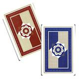 Marion Pro Roses 100% Plastic Cards - Jumbo Index - Bridge Size/Naipes para Bridge de Plastico