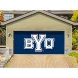 BYU Cougars 7' x 16' Double Garage Door Decor