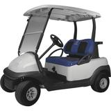 Classic Accessories Neoprene Paneled Golf Cart Seat Cover- Navy, Model 40-035-015501-00