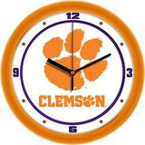 SunTime NCAA Clemson Tigers Traditional Wall Clock, Other