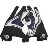 Nike Los Angeles Rams Sphere Fan Gloves
