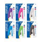 Bazic Products Art Paper - Bright Standard Stapler Set