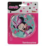 UPD Musical Instrument Sets - Minnie Mouse Mint Heart Tambourine