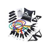 Black Mountain Products Exercise Balls - Ultimate Resistance Band Set