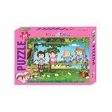 Rina and Dina Tablets - Rina & Dina 60-Piece Friendship Park Puzzle