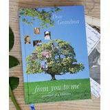 from you to me Keepsake Memory Books N/A - 'Dear Grandma, From You to Me' Keepsake Memory Book