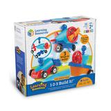 Learning Resources Developmental Toys - 1-2-3 Build ItTM Car, Plane & Boat