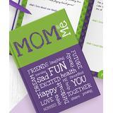 from you to me Keepsake Memory Books N/A - 'Mom & Me' Memory Book